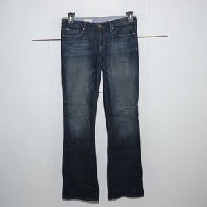 Gap sexy boot womens jeans size 10 X Long